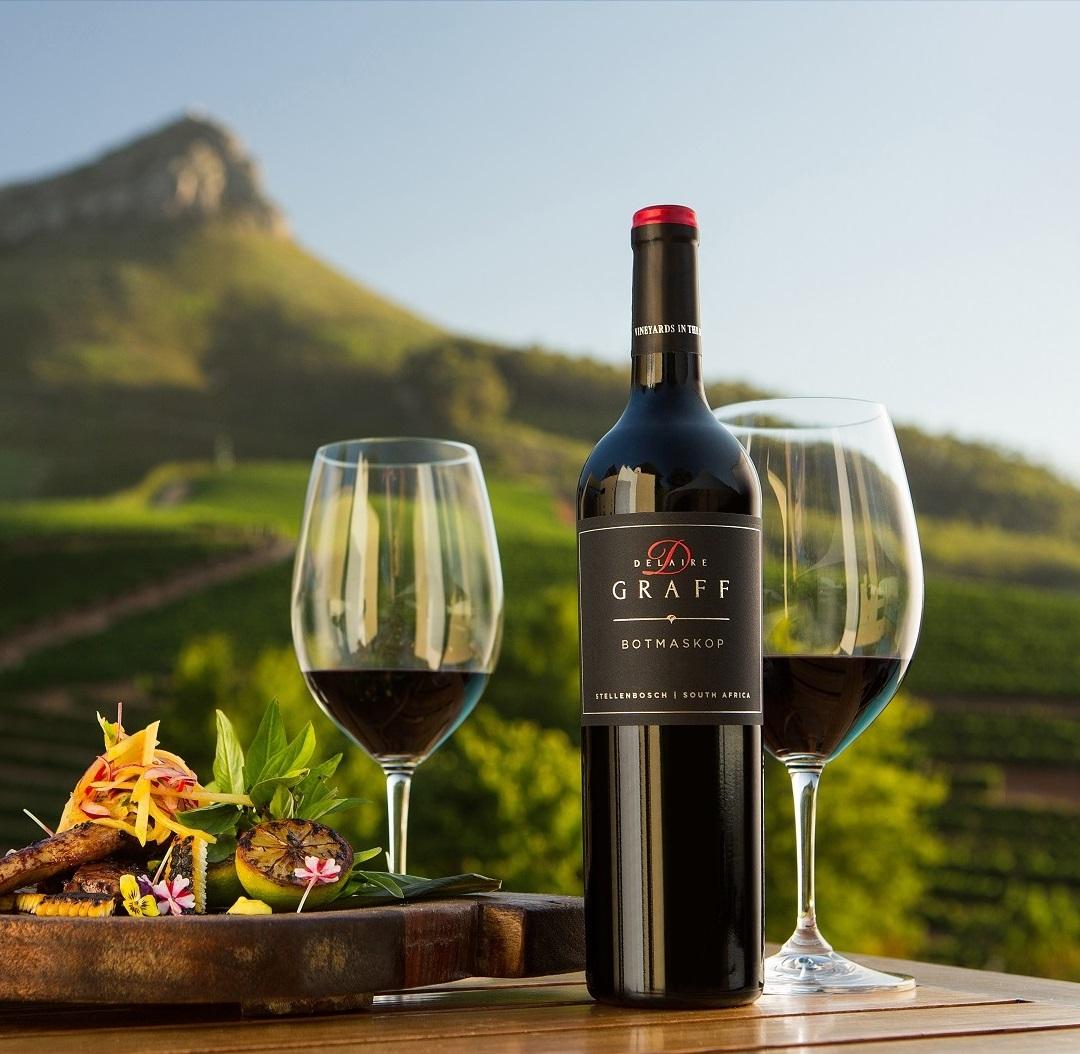 Stellenbosch wine tales