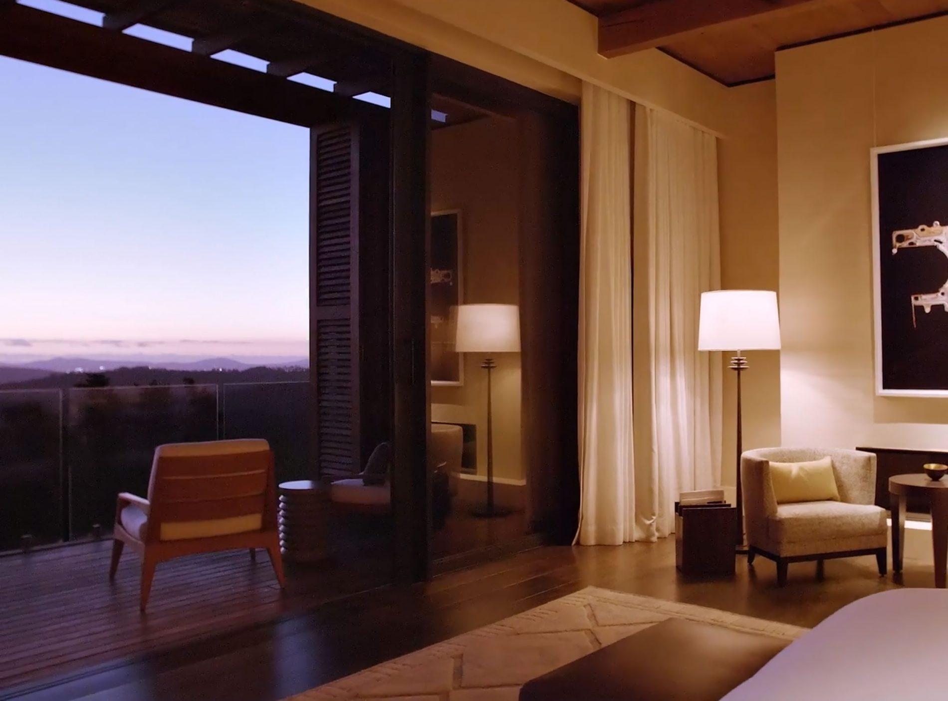 Four en-suite bedrooms