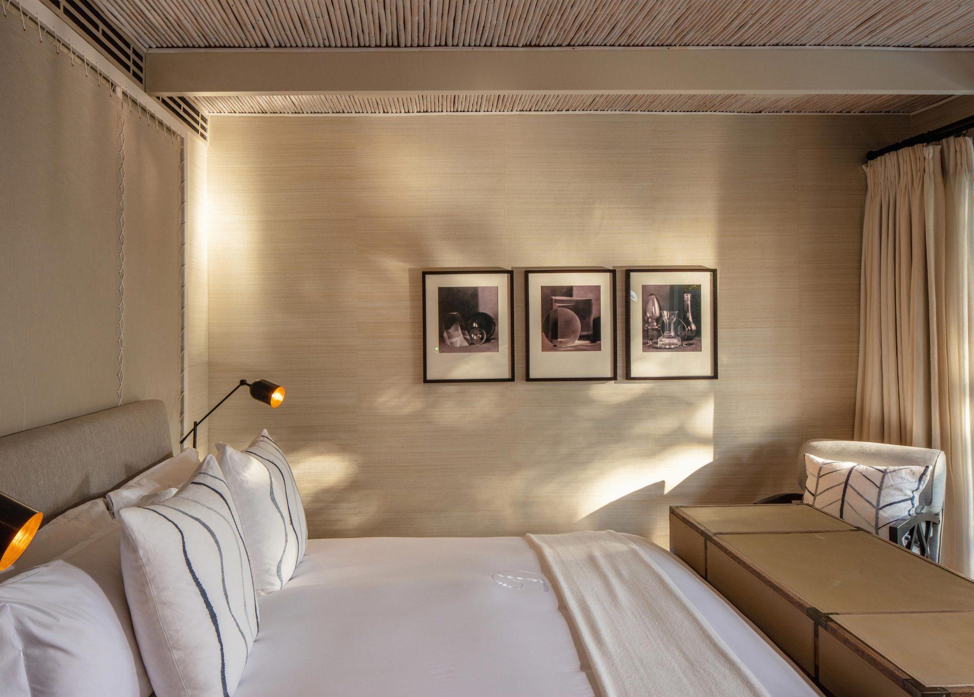 Deluxe Lodge Bedroom