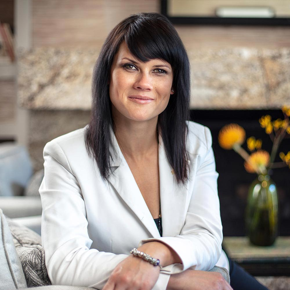 Hildegard Carstens Spa Manager at Delaire Graff Estate South Africa