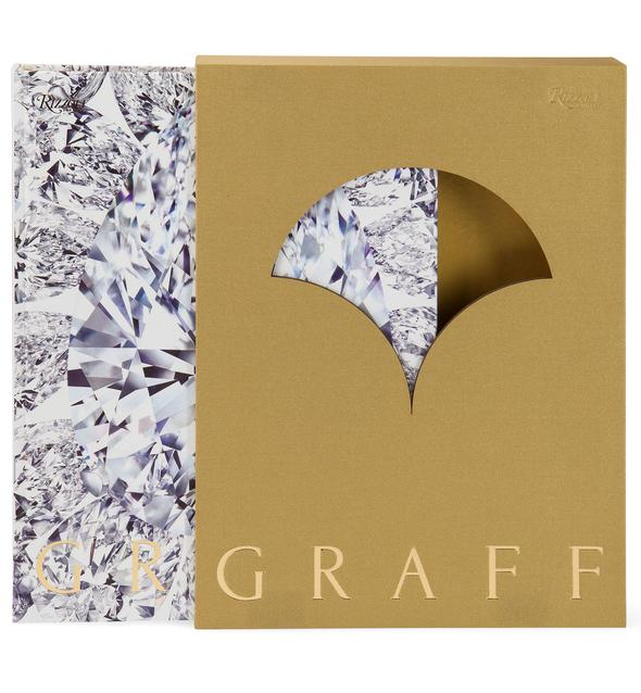 The Graff coffee table book and slip case