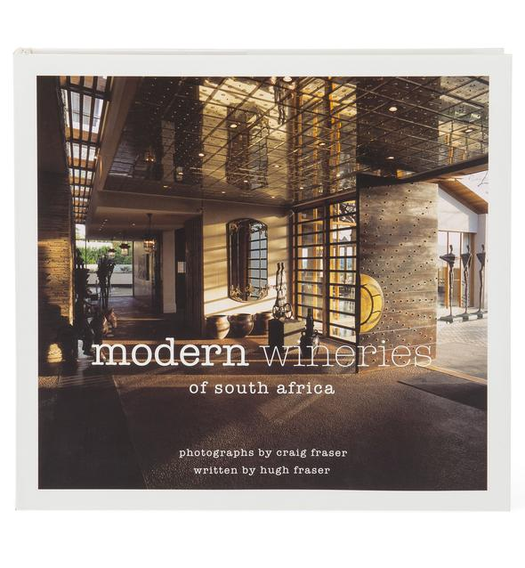Modern Wineries of South Africa book cover