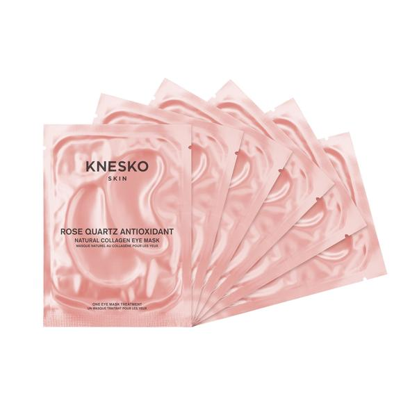 Knesko Skin Rose Quartz Eye Mask