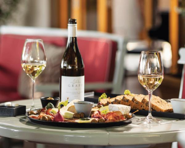 Delaire Graff Estate Wine Lounge