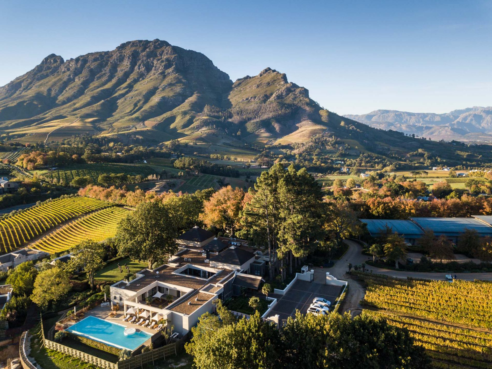 Delaire Graff Estate achieves excellence in the 2021 Haute Grandeur Global Awards.