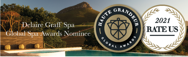 Delaire Graff Estate Haute Grandeur Awards 2021