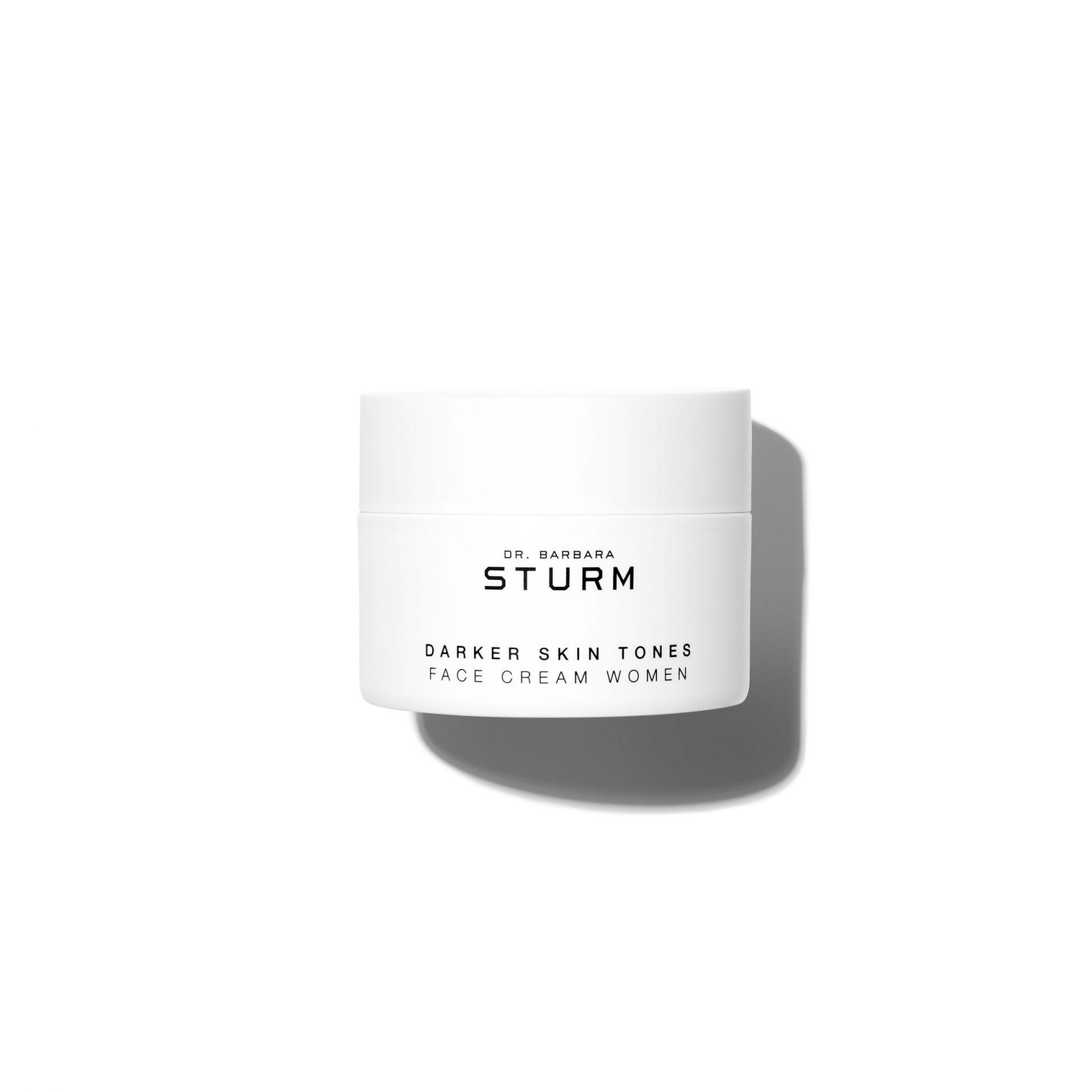 Dr. Brabara Sturm Darker skin tones face cream